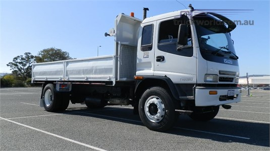 2001 Isuzu FVD950 Truck Traders WA  - Trucks for Sale