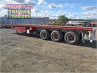 2006 Freighter Flat Top Trailer R/T Lead/Mid