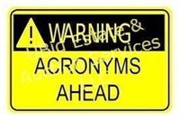ACRONYMS & RELATED INFO