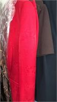 Rack Of Clothing; Mostly St Johns, Escada, Akira,
