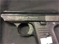 Jennings Firearm By Bryco Arms, 22 Cal With Black