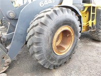 2006 John Deere 644J Wheel Loader