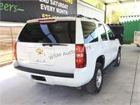 2013 Chevrolet Tahoe SUV