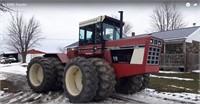 International 4386 Tractor