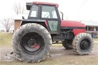 Case IH 3394 4 WD Tractor