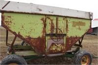 Parker Model 131B Gravity Wagon