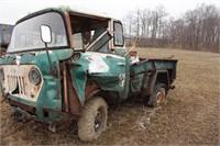 Jeep FC Cabover 4WD Truck