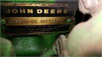 John Deere 9l Powertech Diesel engine (Core)