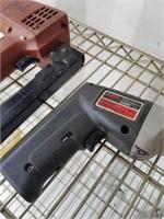 Electric Staple Gun and Cordless Screwdriver