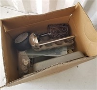 Box Lot of Kitchen Items