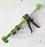 Dual Cartridge Caulk Gun