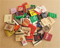 Lot of Vintage Matches