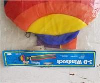 3-D Windsock