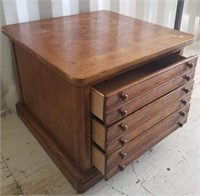 3 Drawer Night Stand or End Table