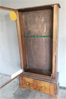 Wood Gun Case