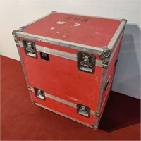 Keal Cases, Coolers, Lighting & Cart Auction
