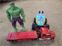 The Hulk Lot
