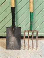 Fork & Shovel