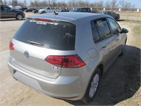 2015 VW GOLF 2.0 TDI