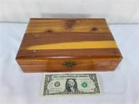 Wood Cedar? Box