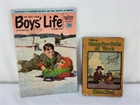 Boy Scouts & Camp Fire Girls