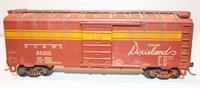 NC&StL 23456 40ft Box Car HO