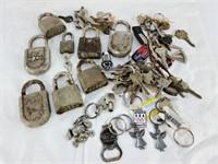 Old Locks & Keys