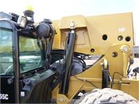 2014 Caterpillar TL1255C Telescopic Reach Lift