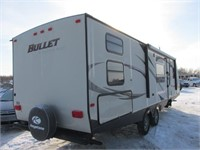 2014 KEYSTONE BULLET ULTRALIGHT 286QBS