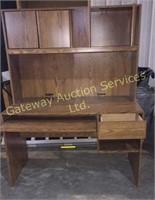 Wooden Computer Desk 63 H x 47 L x 24 W