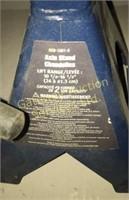 2 Ton Certified Floor Jack with 2 - 2 Ton Axle....