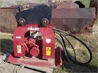 Allied 1000B Tamper Hydraulic Driven