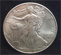 2015 American Eagle Silver Coin