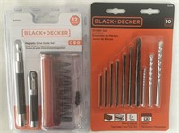 Black and Decker Lot