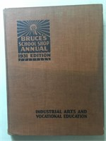 Bruce's School Shop Annual 1931