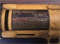 DeWalt Cordless Tool Lot - AS IS