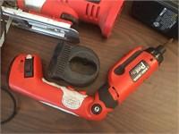 Black and Decker / Craftsman Cordless Tool Lot