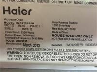 Haier 1350 Watt Microwave