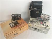 Digital Camera Lot - Used