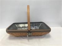 Longaberger Spring Meadow Basket