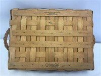Longaberger 1996 Small Serving Tray