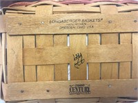 Longaberger 2000 Mother's Day Basket