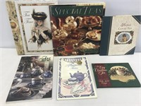 Lot of 14 Tea Books - See Pics and Description