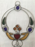 Stained Glass Hanging Sun Catcher