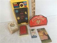 Game and Needle Lot