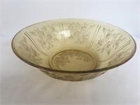 Three Piece Glass Bowl Lot