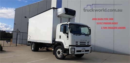2008 Isuzu FVD 1000 - Trucks for Sale