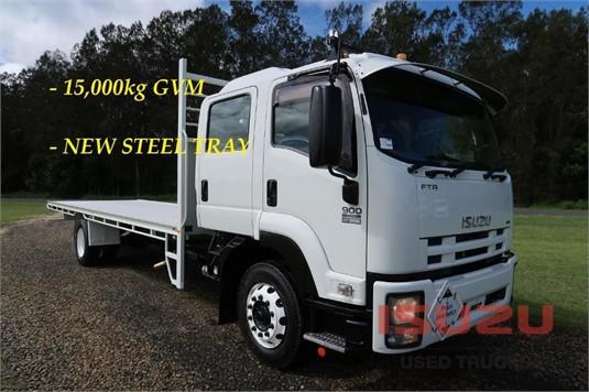 2008 Isuzu FTR 900 Dual Cab Used Isuzu Trucks - Trucks for Sale