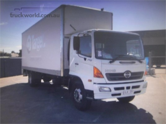 2006 Hino FG1J Raytone Trucks - Trucks for Sale