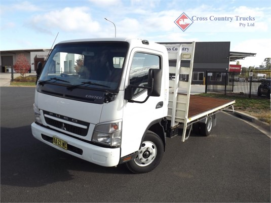 2009 Fuso Canter Cross Country Trucks Pty Ltd - Trucks for Sale